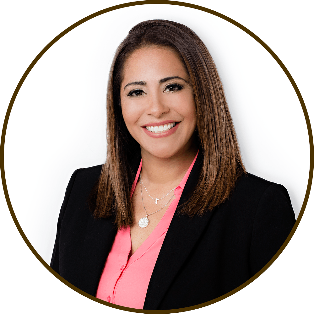 Brandi Rivera, Senior Escrow Officer